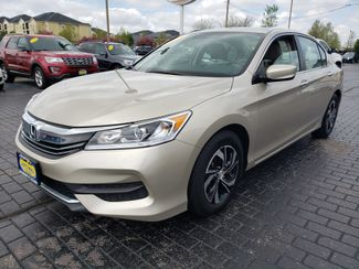 2016 Honda Accord LX | Champaign, Illinois | The Auto Mall of Champaign in Champaign Illinois