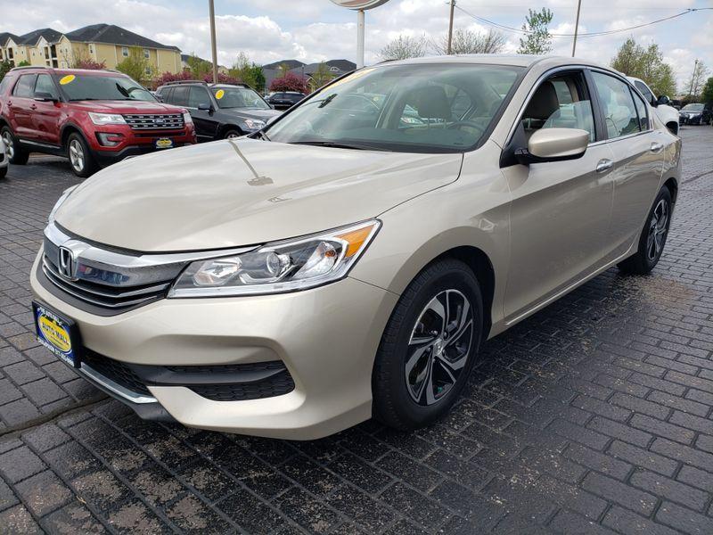 2016 Honda Accord LX   Champaign, Illinois   The Auto Mall of Champaign in Champaign Illinois