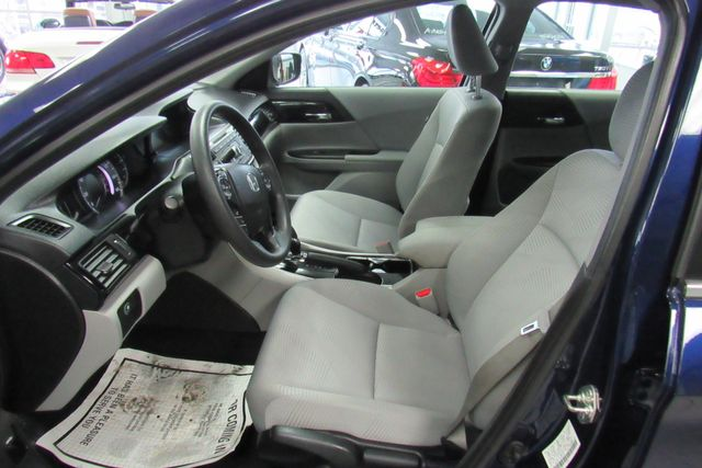 2016 Honda Accord LX W/ BACK UP CAM Chicago, Illinois 9