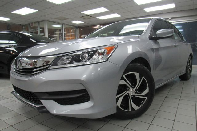 2016 Honda Accord LX W/ BACK UP CAM Chicago, Illinois 3