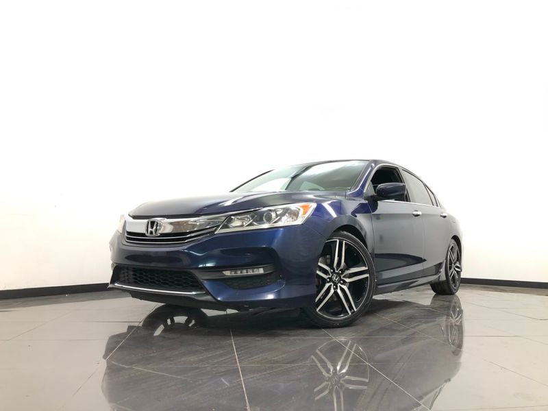 2016 Honda Accord *Easy Payment Options*   The Auto Cave