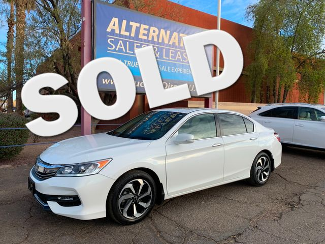 2016 Honda Accord EX 3 MONTH/3,000 MILE NATIONAL POWERTRAIN WARRANTY Mesa, Arizona