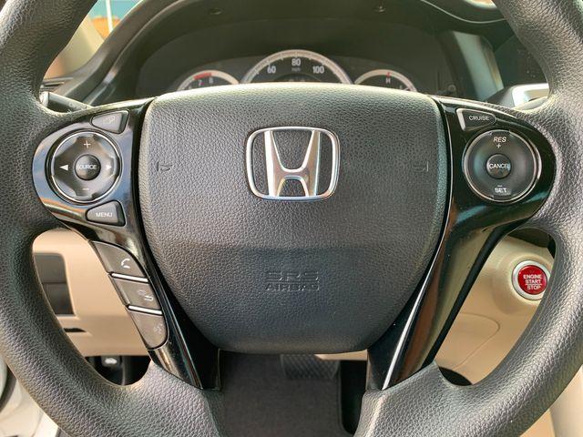 2016 Honda Accord EX 3 MONTH/3,000 MILE NATIONAL POWERTRAIN WARRANTY Mesa, Arizona 16