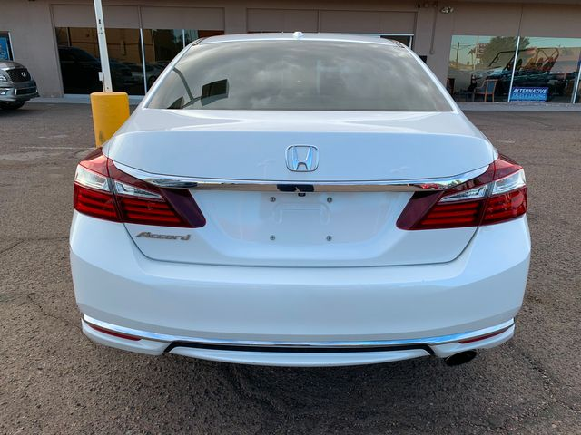 2016 Honda Accord EX 3 MONTH/3,000 MILE NATIONAL POWERTRAIN WARRANTY Mesa, Arizona 3
