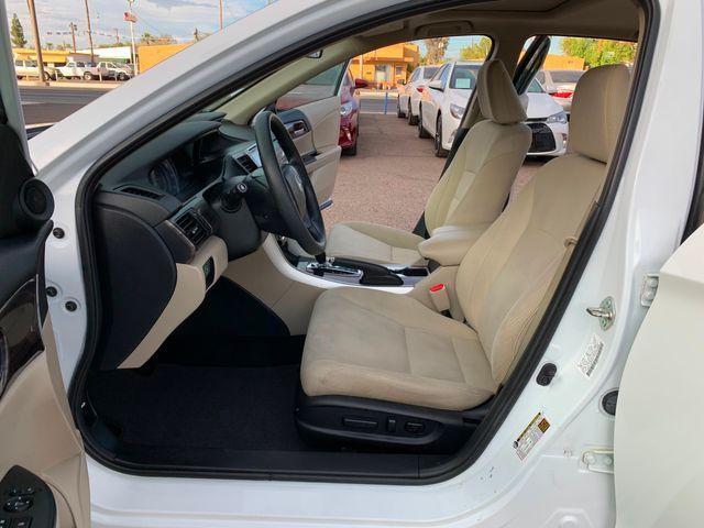 2016 Honda Accord EX 3 MONTH/3,000 MILE NATIONAL POWERTRAIN WARRANTY Mesa, Arizona 9
