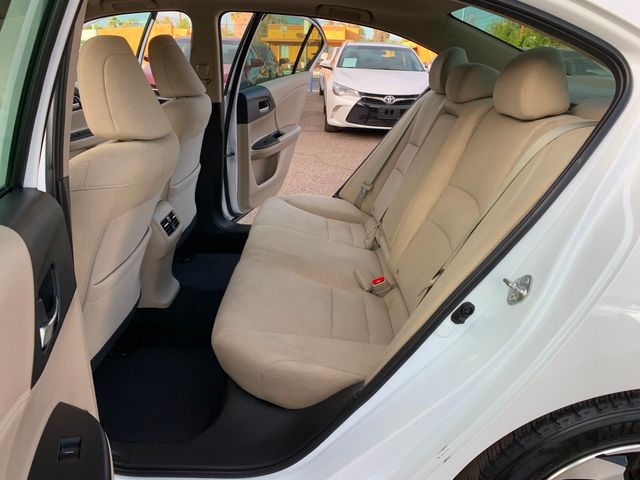 2016 Honda Accord EX 3 MONTH/3,000 MILE NATIONAL POWERTRAIN WARRANTY Mesa, Arizona 10
