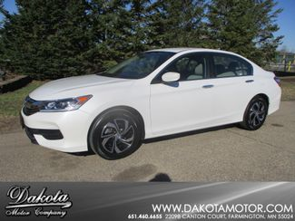 2016 Honda Accord LX Farmington, MN