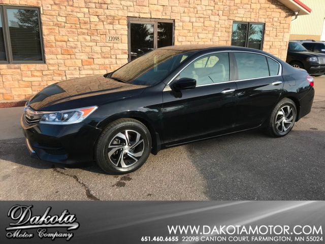 2016 Honda Accord LX Farmington, MN