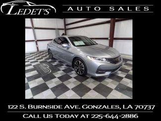 2016 Honda Accord EX-L - Ledet's Auto Sales Gonzales_state_zip in Gonzales