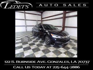 2016 Honda Accord EX-L in Gonzales, Louisiana 70737