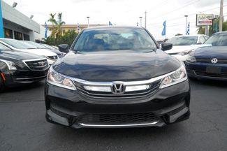 2016 Honda Accord LX Hialeah, Florida 1