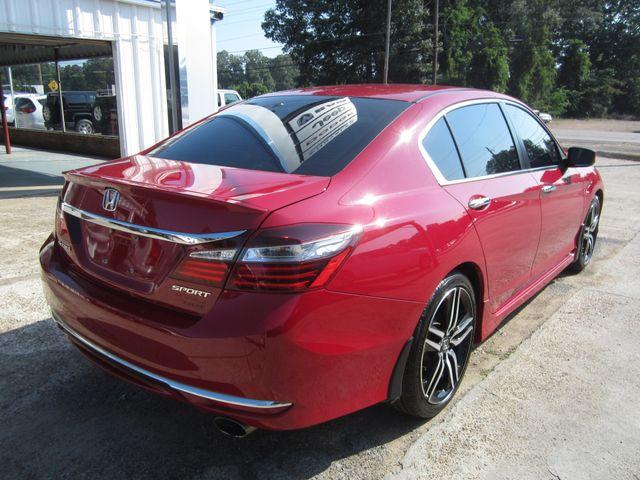 2016 Honda Accord Sport Houston, Mississippi 5