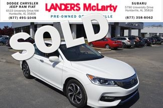 2016 Honda Accord EX-L | Huntsville, Alabama | Landers Mclarty DCJ & Subaru in  Alabama