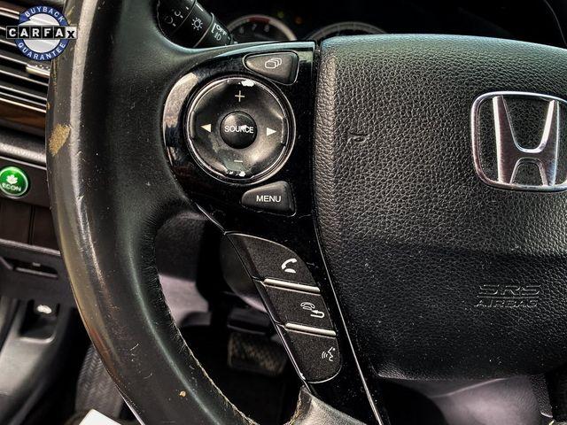 2016 Honda Accord EX-L Madison, NC 26