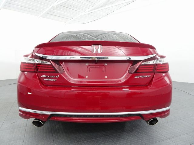 2016 Honda Accord Sport in McKinney, Texas 75070