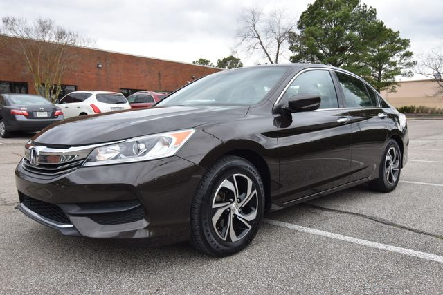 2016 Honda Accord LX in Memphis, Tennessee 38128