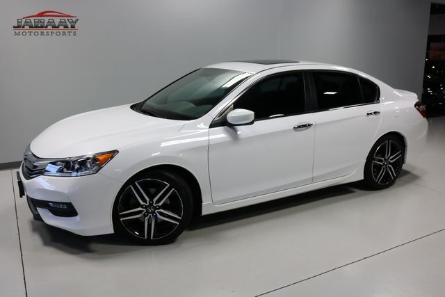 2016 Honda Accord Sport Merrillville, Indiana 28