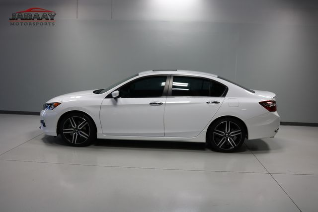 2016 Honda Accord Sport Merrillville, Indiana 35