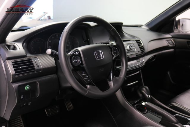 2016 Honda Accord Sport Merrillville, Indiana 9