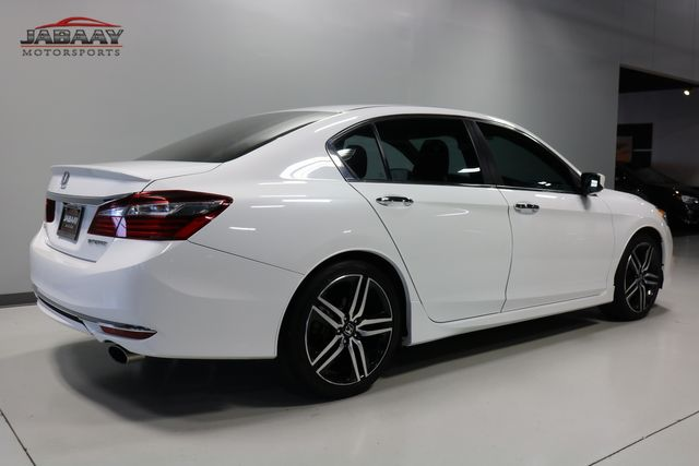 2016 Honda Accord Sport Merrillville, Indiana 4