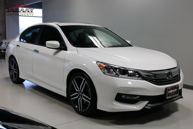 2016 Honda Accord Sport Merrillville, Indiana 6