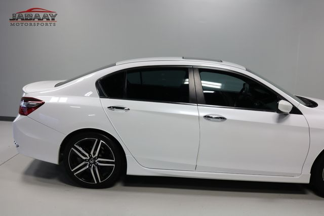 2016 Honda Accord Sport Merrillville, Indiana 37