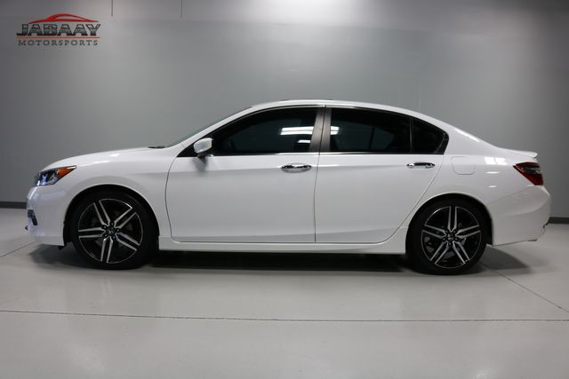 2016 Honda Accord Sport Merrillville, Indiana 1