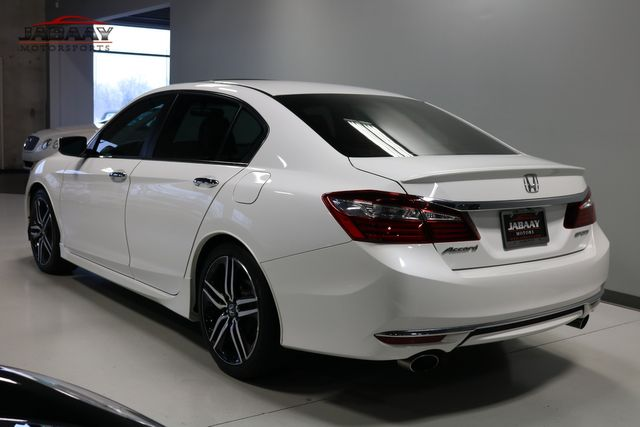 2016 Honda Accord Sport Merrillville, Indiana 2