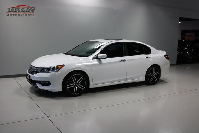 2016 Honda Accord Sport Merrillville, Indiana 33
