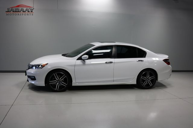 2016 Honda Accord Sport Merrillville, Indiana 34