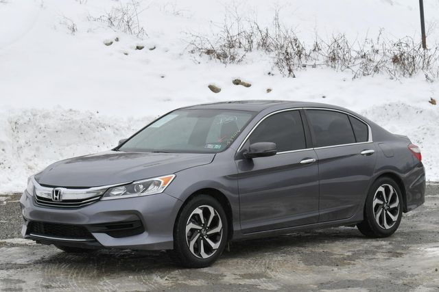 2016 Honda Accord EX Naugatuck, Connecticut 2