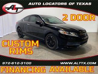 2016 Honda Accord LX-S in Plano, TX 75093