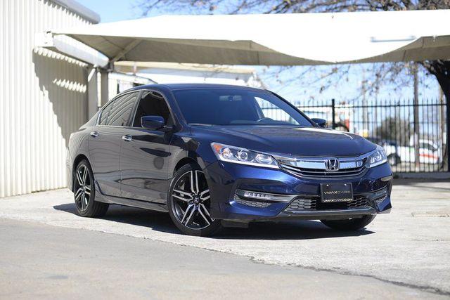2016 Honda ACCORD SPORT in Richardson, TX 75080