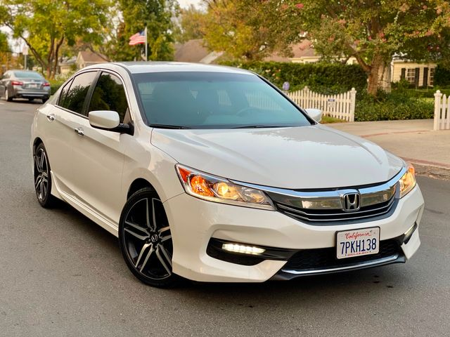 2016 Honda ACCORD SPORT 73K MLS NEW TIRES SERVICE RECORDS in North Hollywood, CA 91607