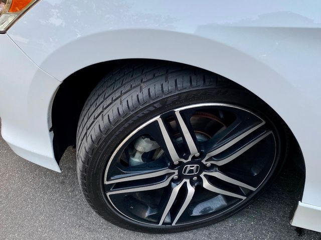 2016 Honda ACCORD SPORT 73K MLS NEW TIRES SERVICE RECORDS in Van Nuys, CA 91406