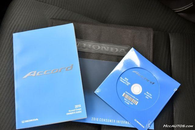 2016 Honda Accord LX-S Waterbury, Connecticut 24