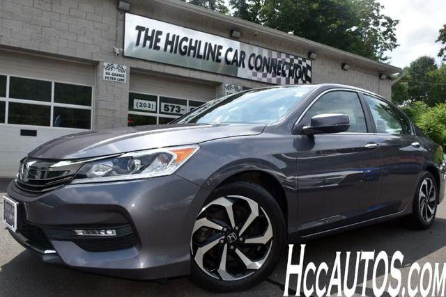 2016 Honda Accord EX-L Waterbury, Connecticut
