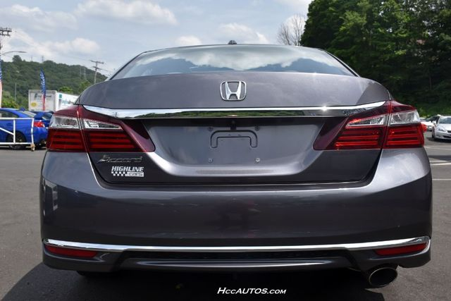 2016 Honda Accord EX-L Waterbury, Connecticut 5