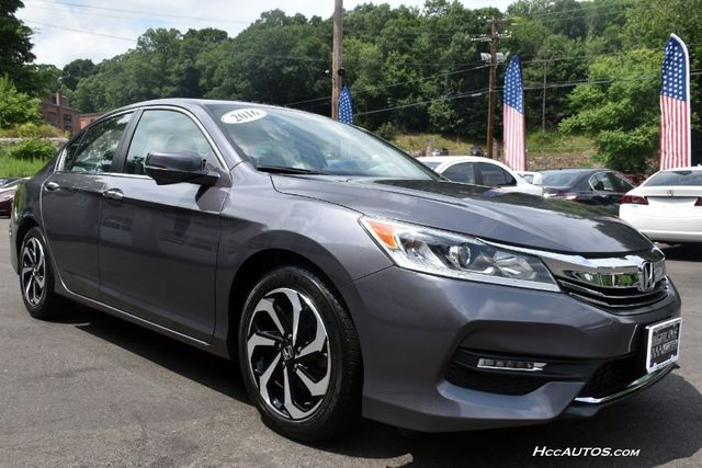 2016 Honda Accord EX-L Waterbury, Connecticut 7