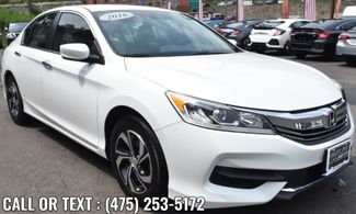 2016 Honda Accord LX Waterbury, Connecticut 6