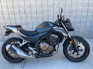 2016 Honda CB500F in McKinney, TX 75070