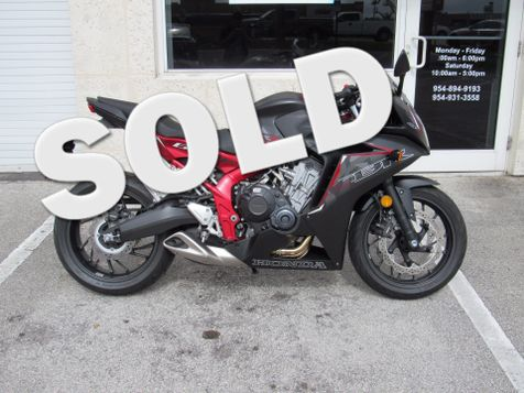 2016 Honda CBR650F  in Dania Beach, Florida