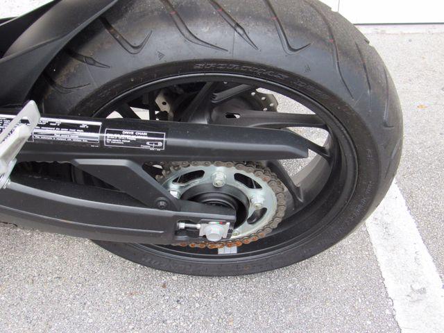 2016 Honda CBR650F in Dania Beach Florida, 33004