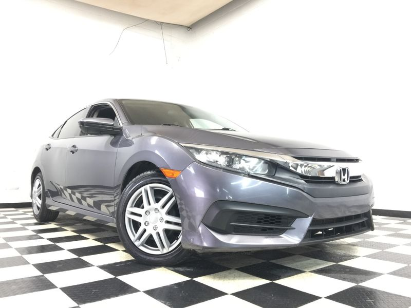 2016 Honda Civic *Affordable Financing*   The Auto Cave in Addison