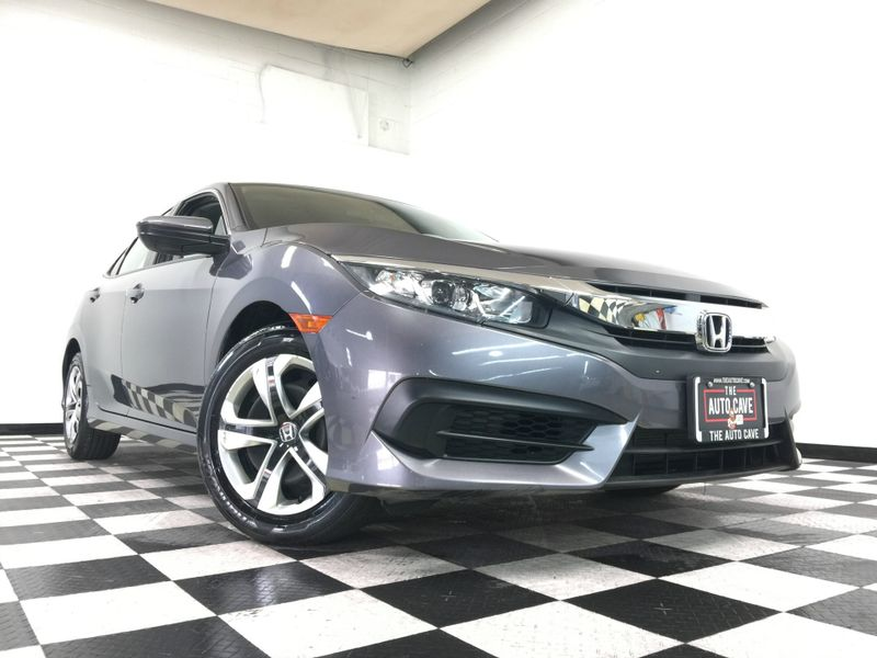 2016 Honda Civic *Simple Financing*   The Auto Cave in Addison