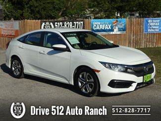 2016 Honda Civic LX in Austin, TX 78745