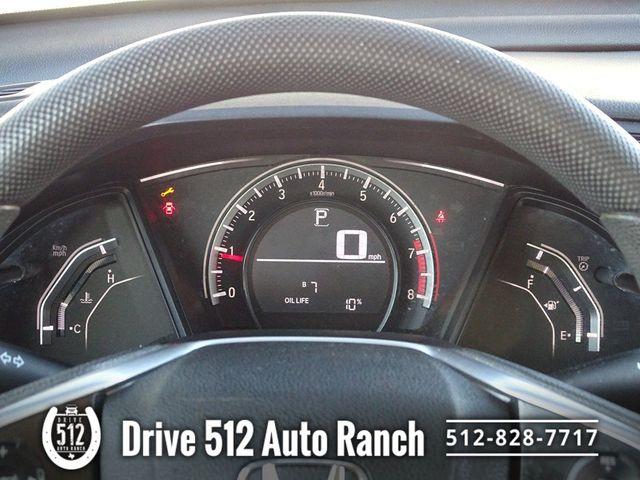 2016 Honda Civic LX in Austin, TX 78745