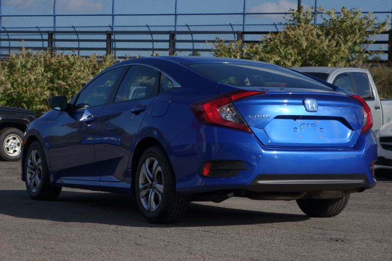 2016 Honda Civic LX  city MA  Beyond Motors  in Braintree, MA