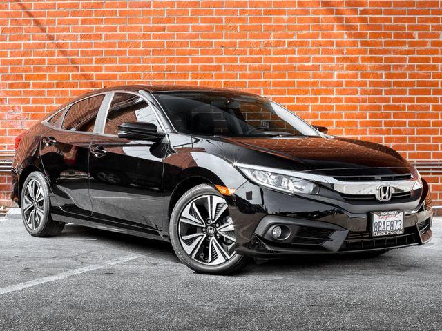 2016 Honda Civic EX-L Burbank, CA 1