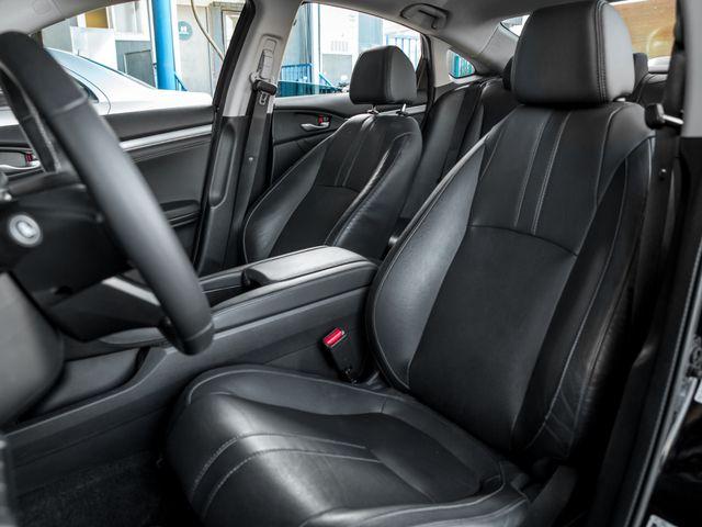 2016 Honda Civic EX-L Burbank, CA 10